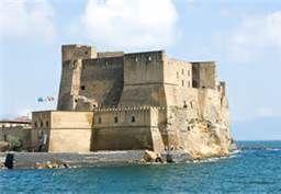 Italian castles - Napoli, Italy's Egg Castle, Italy
