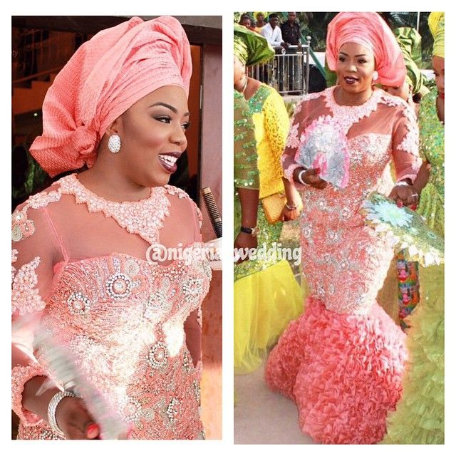 Nigerian Wedding: 24 Gorgeous REAL Igbo Brides in Their Colorful Traditional Wedding Attire