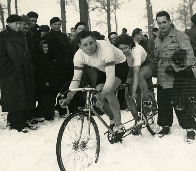 Tandem Cyclocross: how is this no longer a thing?