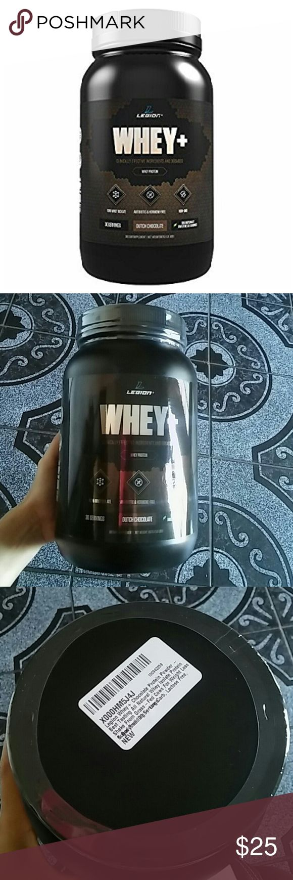 New Whey Protein ALL NATURAL WHEY ISOLATE: Make protein shakes that are sugar free and sweetened with stevia100% WHEY ISOLATE PROTEIN: Lean, lactose free, grass-fed whey isolate powder. Great for weight lossBEST PROTEIN FOR WEIGHT LOSS: Get lean faster with this low-carb & low-fat protein with no sugarBEST TASTING PROTEIN POWDER 100% all natural whey isolate protein powder. Scoop included FOR MEN AND WOMEN 1.91 LBS new and sealed Other