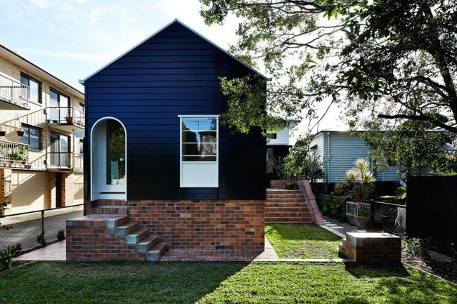 The best architecture in Queensland this year: Residential – Houses (Alterations and Additions) Commendation – West End Cottage by Vokes and Peters (with Owen and Vokes and Peters)  Photo: Alicia Taylor