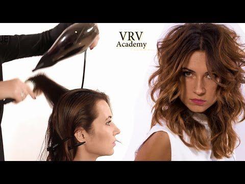 Женская Стрижка на Средние Волосы | Слои, Как Подстричь - YouTube