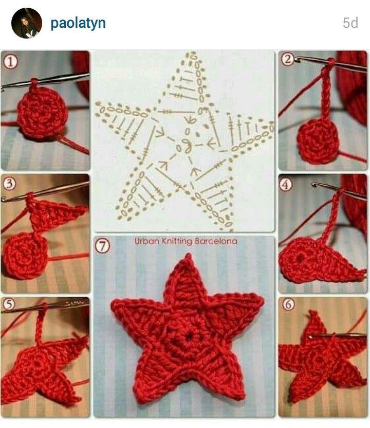 The 149 best Crochet Christmas #1 images on Pinterest | Crochet ...