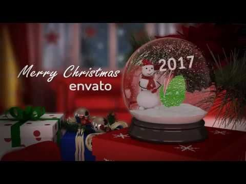 After Effects Template   Christmas