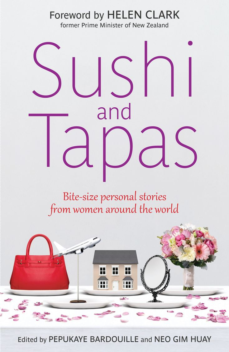 Welcome to the wonderful world of Sushi and Tapas. Sample a feast of writing from around the world. From China to America, Europe to Africa, 25 women write, delighting and shocking you with their real-life experiences. #EpigramBooks #WomenAuthors