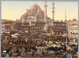 Even though the city was overly crowded evrywhere, in the same time it was always beautiful as you can see in the picture, it explains the good and the bad of constantinople