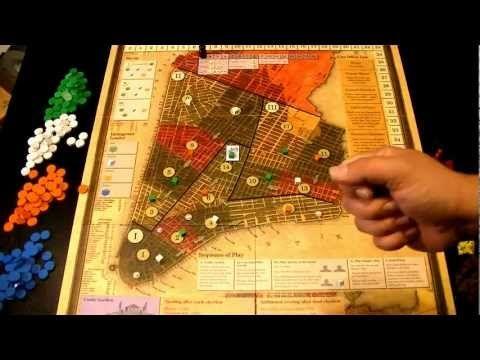 Tammany Hall – Pandasaurus Games