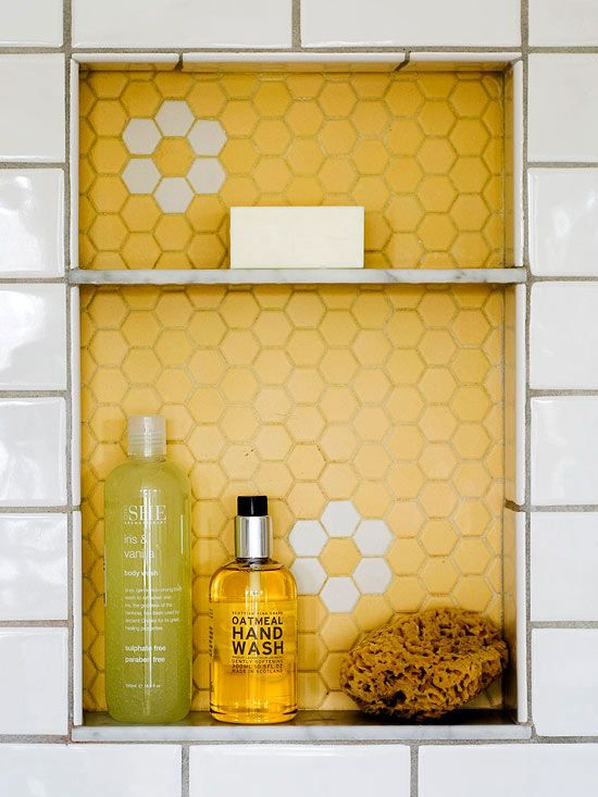 Bathroom Tiles Yellow best 25+ yellow tile bathrooms ideas on pinterest | yellow tile