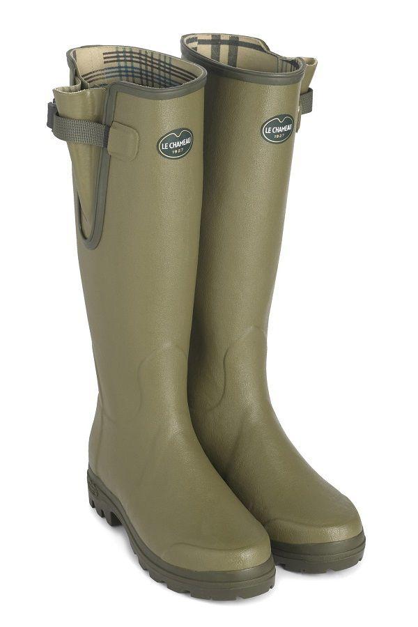 Le Chameau Vierzonord wellington boots