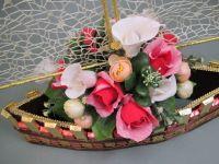 Gallery.ru / Фото #62 - Оформление конфетных коробок. Тортики из конфет. - boogi-woogi