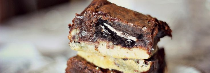 Bomba: Oreo & Choco Chip Cookie Brownie