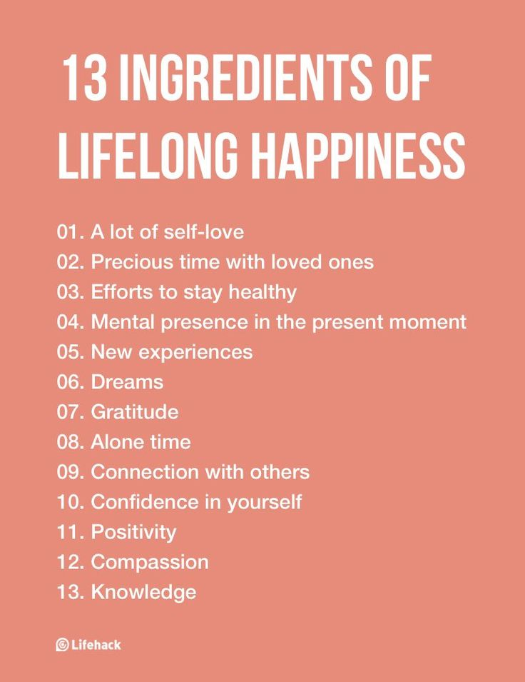 """Happiness - """"Self-love. Time with loved ones. Taking care of yourself..."""""""