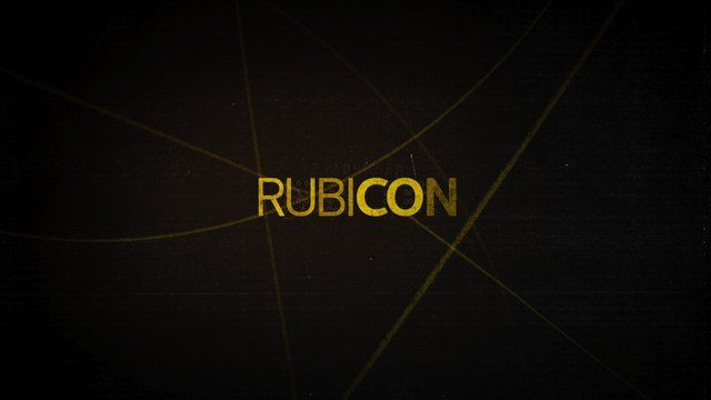 Rubicon by Imaginary Forces.