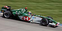 Jaguar R5 in 2004- last season in Formula One. #Jaguar #Jaguarracing #F1 http://www.jaguarpalmbeach.com/ Call us 866-296-7709