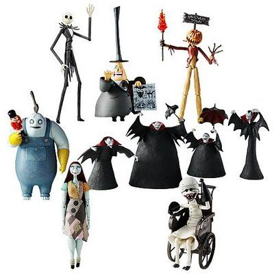 NIGHTMARE BEFORE CHRISTMAS  Goodies