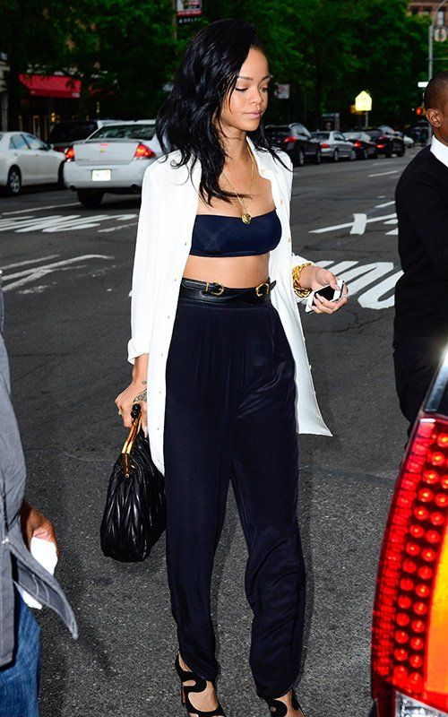 Rihanna's Style! A Close-up At Her Fashion Choices & Looks! | Fashion Tag