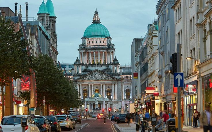 50 Best Places to Travel in 2017, Belfast, Northern Ireland http://www.travelandleisure.com/trip-ideas/best-places-to-travel-in-2017?xid=NL_LFE013117
