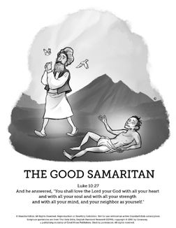 7 Images Found In Luke 10 The Good Samaritan Kids Bible Lesson This SharefaithKids Sunday School Focuses On A Parable Of Jesus
