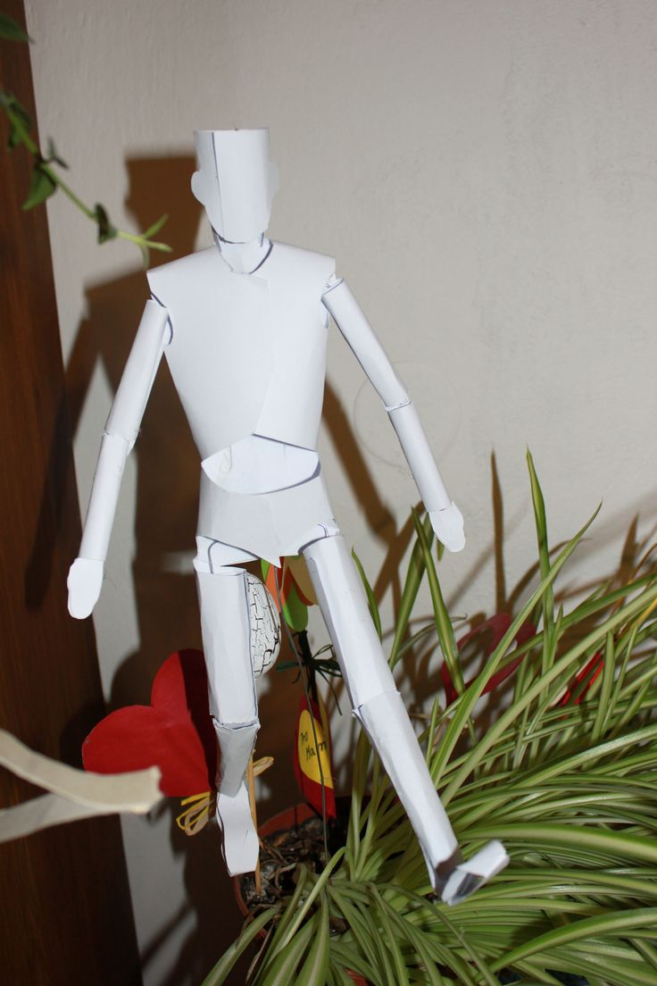 človíček - model lidského těla