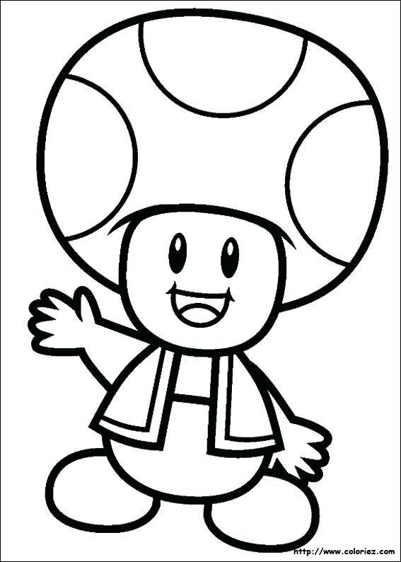 Coloriage De Mario Toad Coloriage De Mario Et Sonic Coloriage