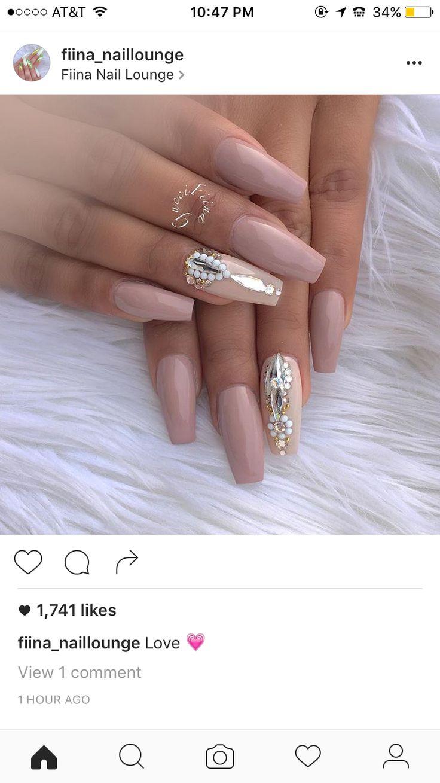 455 besten nails Bilder auf Pinterest | Nageldesign, Nagelideen und ...