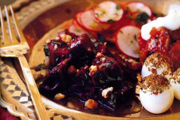 Bottled beetroot pales in comparison to this vibrant, flavourful salad.