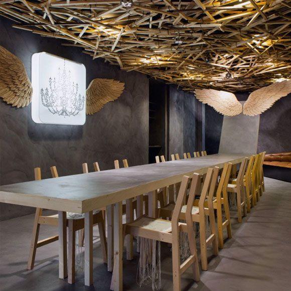 Doctor Obra Tienda De Materiales Para La Construccion Cafe Restaurant Home Accents Home Decor