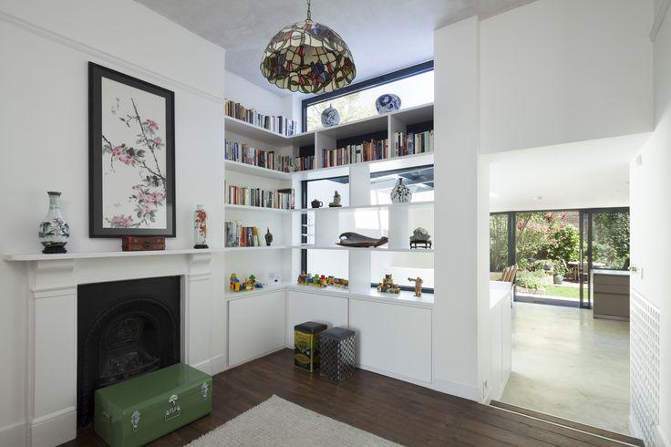 Modern Contemporary Residential Architecture Design London E1 Stoke Newington
