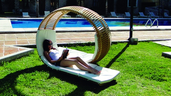 Loopita Chair by Kerozene Design >> Superb!