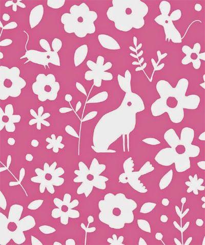 print & pattern: FABRICS - lizzie mackay for Blend