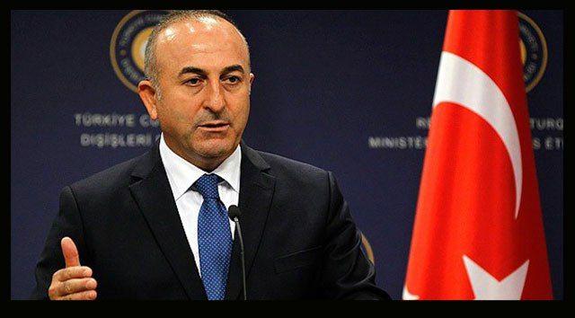 Dışişleri Bakanı Mevlüt Çavuşoğlu Başika Krizi ve Suriye'deki Son Gelişmeleri Değerlendirdi