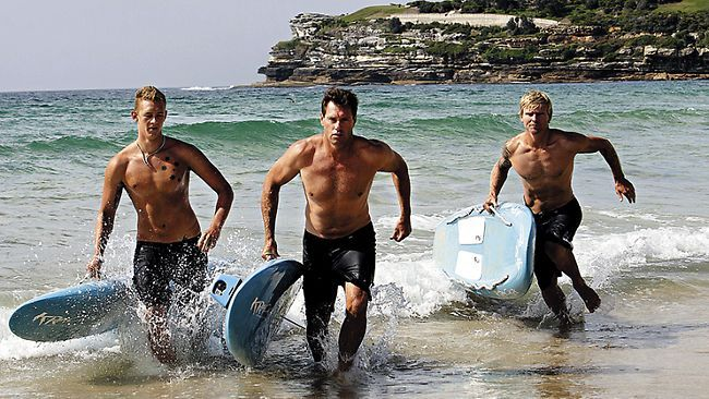 bondi beach lifeguards