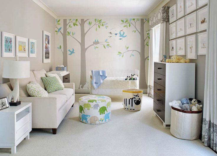 Best Nursery Images On Pinterest Babies Nursery Baby Rooms