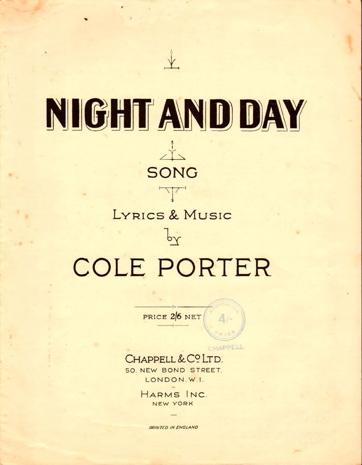 A biography of cole porter an american composer and lyricist