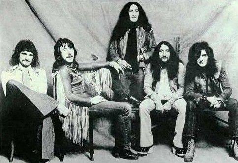 Uriah Heep Wow!  What a flashback!