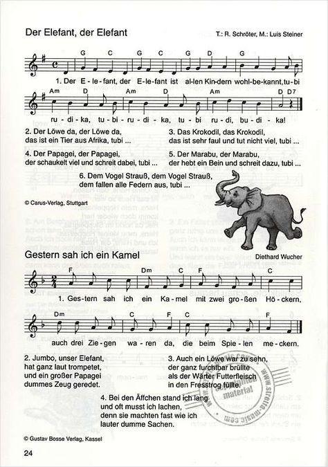 Text Lieder