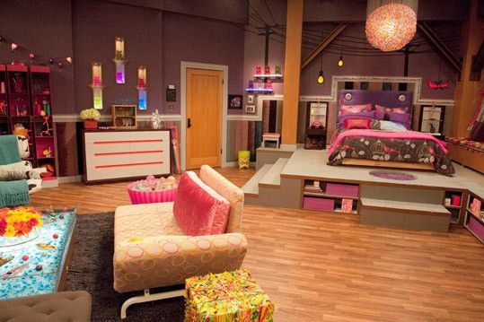 iCarly Bedroom Design Ideas! I LOVE this room!