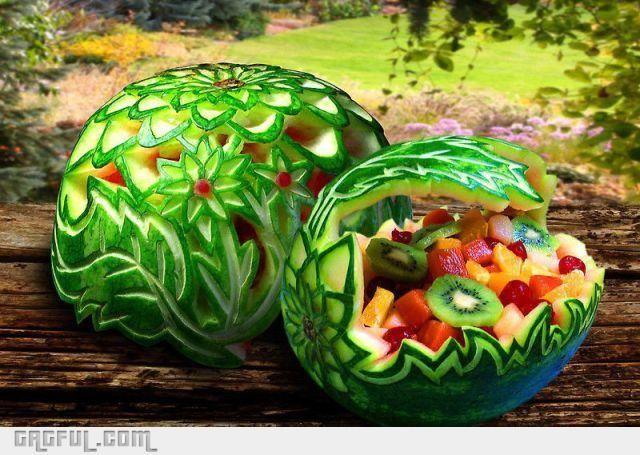 Incredible Watermelon Serving Bowls blog image 9