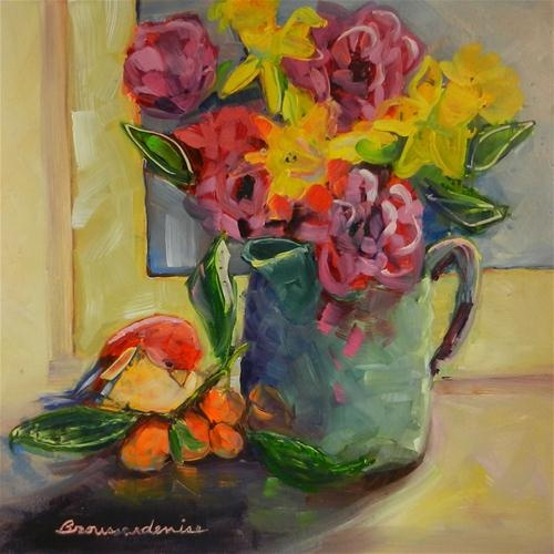 Original Fine Art For Sale: 160 Best Images About Bright And Cheerful Art On Pinterest