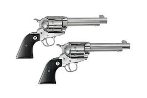 Ruger Revolver New SASS Vaquero (Price per Gun, Sold As Set) - Click to see Larger Image