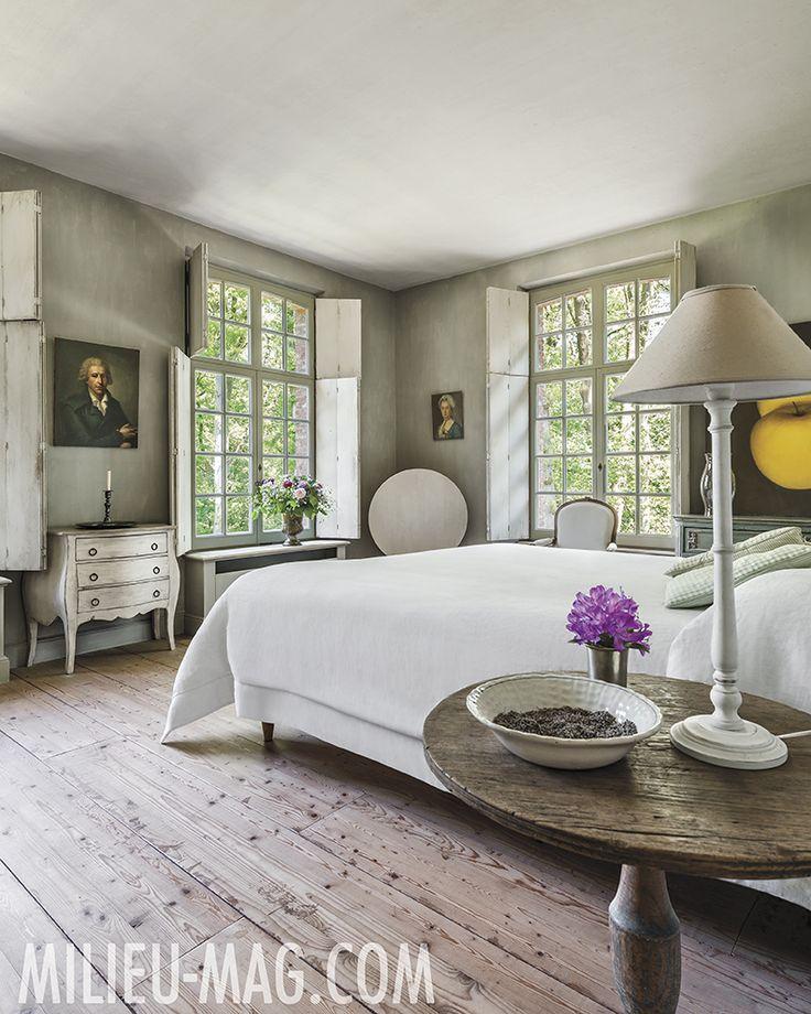 Belgian Home Featured In The Spring 2014 Issue Of MILIEU. Bedroom StylesBedroom  DesignsLuxurious ...