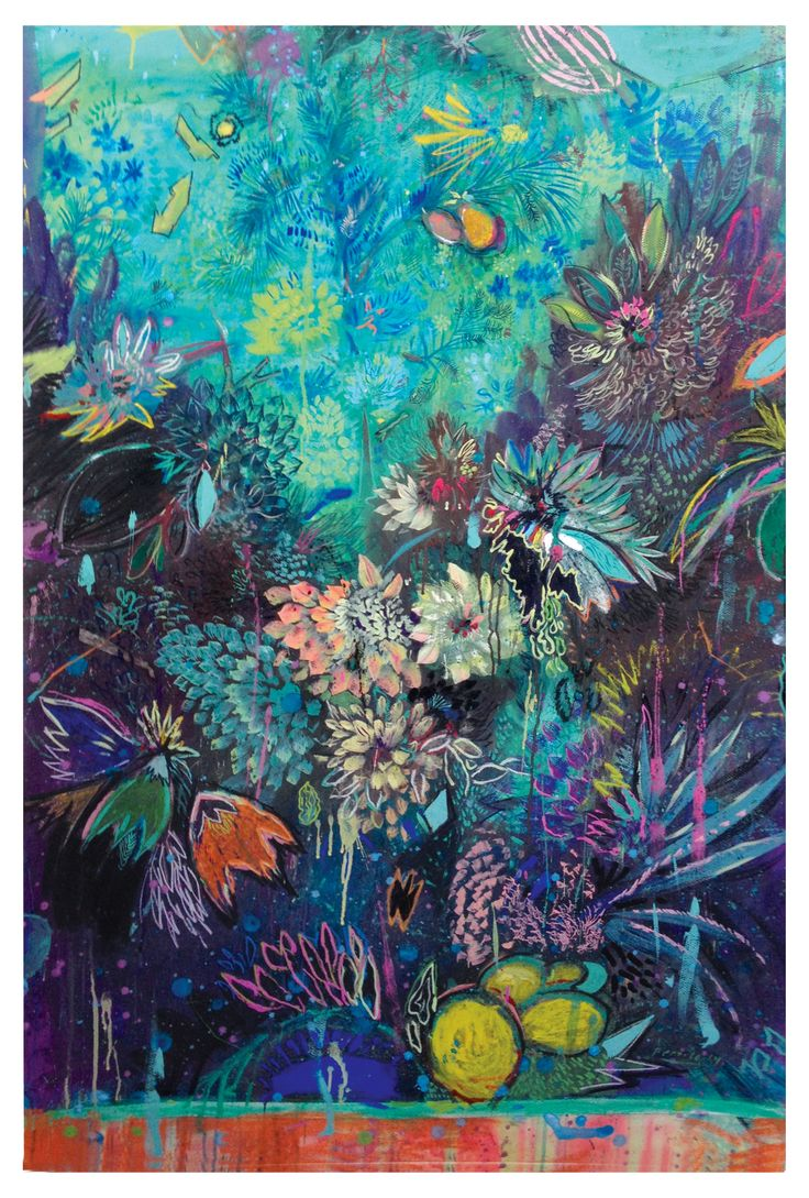 LIMONES DULCES 160x100 Cm, #watercolor on paper, #lemon tree, #nature, #plants, #forest, #contemporary art, #dead nature, #lemons, #nature painting, #fresh, #flowers