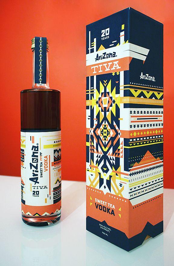AWESOME! Arizona Iced Tea Vodka - Ricky Linn PD