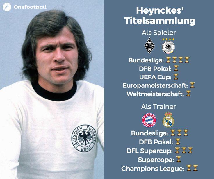 Jupp Heynckes, The Legend <3