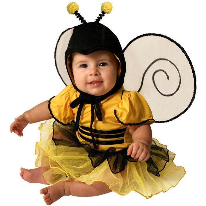 Baby Beautiful Bumble Bee Costume