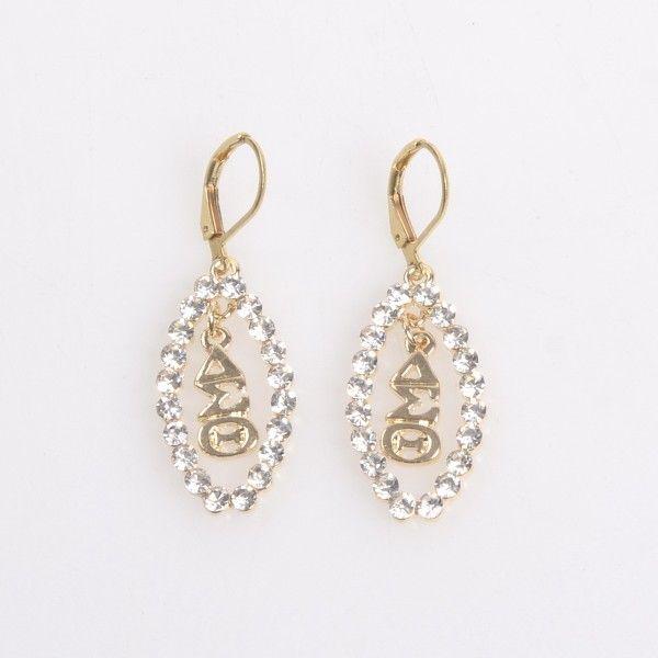 Delta Sigma Theta Earrings: 1233 Best 'Nalia Images On Pinterest
