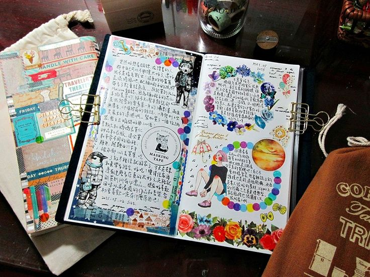 Daily with Traveler's Notebook | TRAVELER'S notebook みんなの投稿 - MIDORI