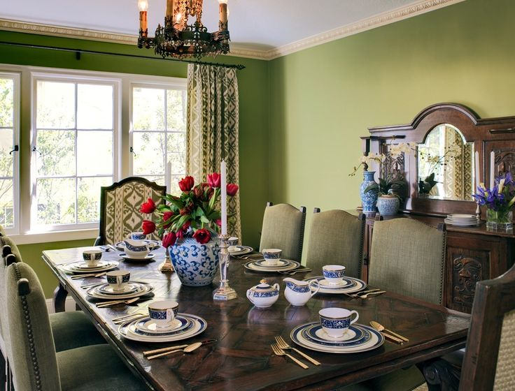 8 Designers On Their Favorite Green Paint Colors