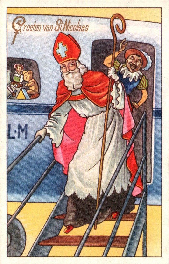 Groeten van St. Nicolaas