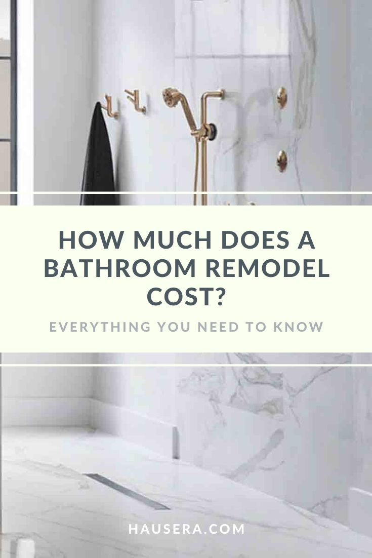Bathroom Remodeling What It Costs Turnaround Time Ideas Full